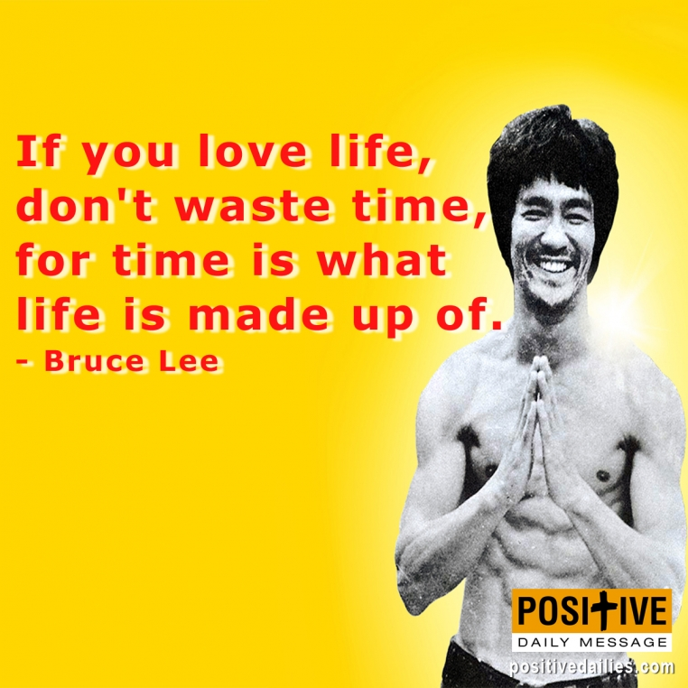 Time is what life is made of.....